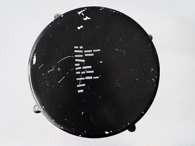 Elina Brotherus, 'John Cage's Words out of Joseph Beuys' Hat, After Tristan Tzara: Manifesto on feeble love and bitter love, 1920', 2017