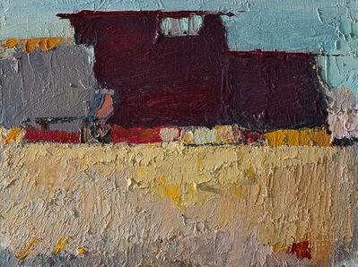 Maureen Chatfield, 'Beach Lane', 2016
