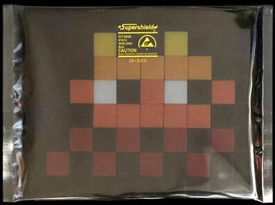 Invader, 'Invasion Kit / IK 16 (Flashinvaders) (Signed)', 2014