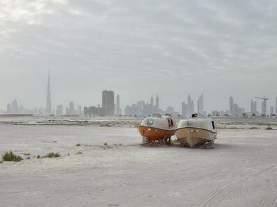 Philip Cheung, 'Lifeboats, Al Jaddaf, Dubai (UAE)', 2015