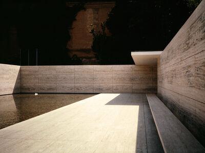 Shelagh Keeley, 'Barcelona Pavilion III', 1986/2012