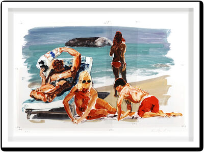 Eric Fischl, 'Family Large', 2018