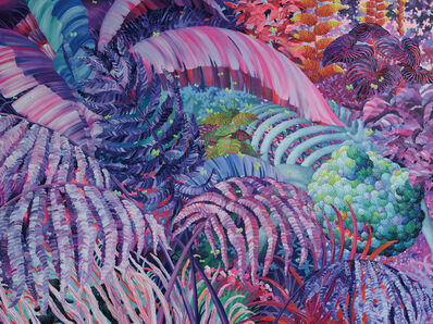 Eguchi Ayane, 'Tropical life', 2019