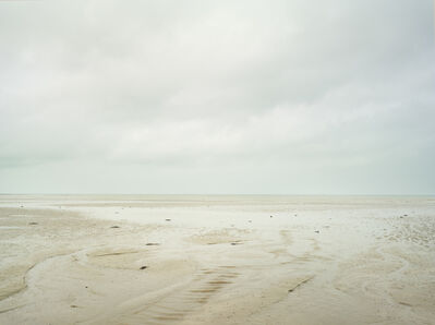 Donald Weber, 'Juno Beach - May 2, 2015, 2:43pm. 10ºC, 76% RELH, Wind ESE, 13 Knots. VIS: Fair, Overcast Clouds, Haze', 2015