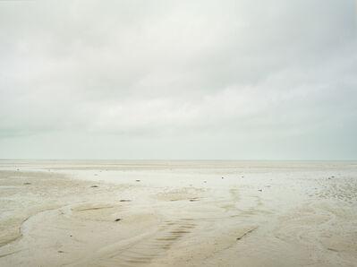 Donald Weber, 'Juno Beach - May 2, 2015, 2:43pm. 10ºC, 76% RELH, Wind ESE, 13 Knots. VIS: Fair, Overcast Clouds, Haze', 2015