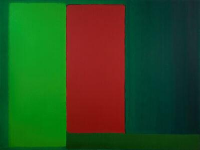 John Hoyland, '20.4.66', 1966