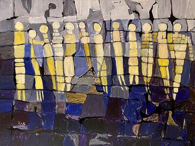 Nadira Azzouz, 'Past into Present', 2015