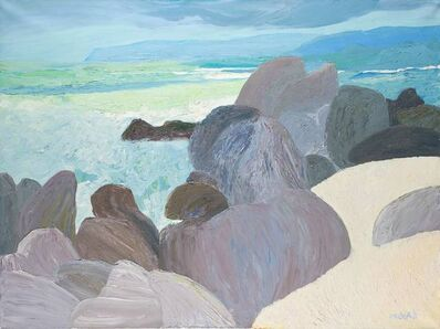 Roger Muhl, 'Bretagne - Le Finistere', 1988