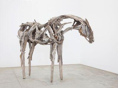 Deborah Butterfield, 'Whitebark', 2014