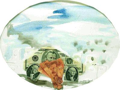 Kim MacConnel, 'Dollar for Dinar (1 Dinar Humvee)', 2005