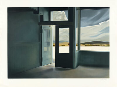John Register, 'Wasteland Hotel', 1990
