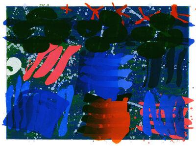Albert Irvin RA, 'Trinity II', 1995