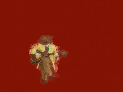 Maurice Douard, 'Cuba  the Red', 2002