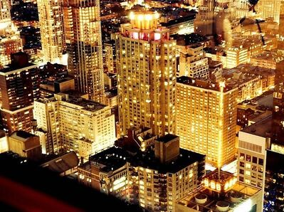 David Drebin, 'Gold City', 2006