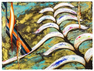 Chou Tai-Chun, 'Beyond the Mountains – The Suture of Earth', 2018