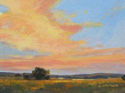 Cally Krallman, 'Golden Clouds', 2016
