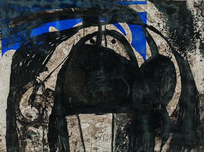 Joan Miró, 'La Commedia dell'Arte III', 1979