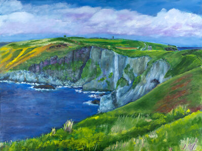 William Kelley, 'View From #12, Old Head, Kinsale'