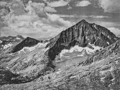 Ansel Adams, 'Arrow Peak from Cartridge Pass', 1939