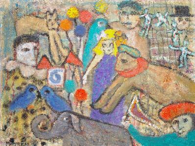 Florence Putterman, 'Circus Spirit VII'