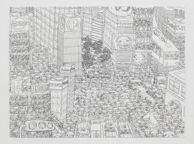 Shintaro Miyake, '渋谷 Shibuya', 2015