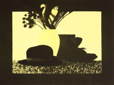 Bill Jacklin, 'THE BLACK HAT', 1982