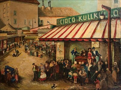 Tato, 'Kulkullo circus', 1963