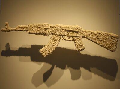 Promotesh Das Pulak, 'Untitled (gun)', 2016