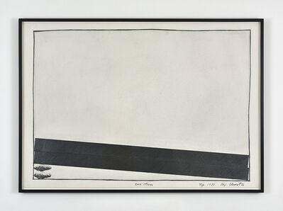Keiji Uematsu, 'Two stones', July 1979