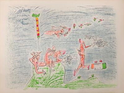 Roberto Matta, 'Ca ira', 1976