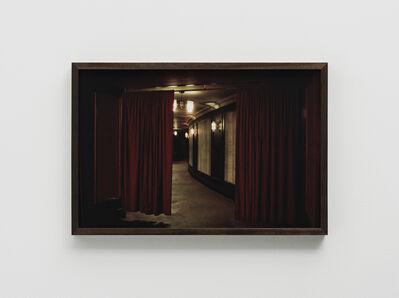 John Skoog, 'Red Curtains, the Orpheum, Madison, WI', 2010-2015