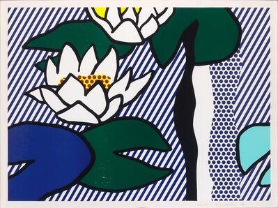 Roy Lichtenstein, 'Les Nymphéas (C. 280)', 1993