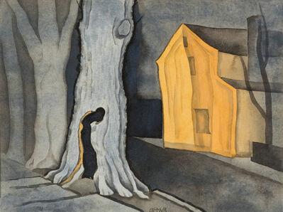 Oscar Bluemner, 'Old Age', 1924
