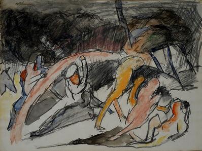 Bob Thompson, 'Untitled #4'