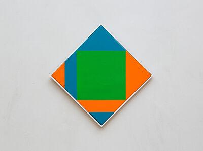 Max Bill, 'nucleo verde', 1971