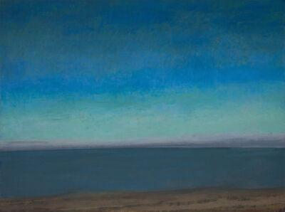 Jane Wilson (1924-2015), 'Near Night: Water Mill', 1985