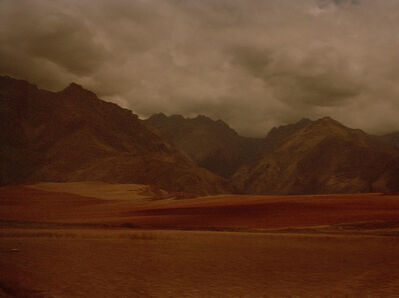 Karen Miranda-Rivadeneira, 'Sand dunes', 2016