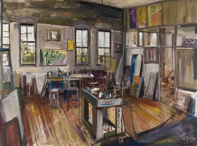 Sean Flood, 'The Studio', 2008