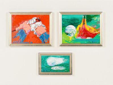 LeRoy Neiman, 'Three Works'