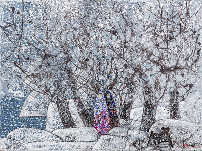 Farrukh Negmatzade, 'First snow', 2017