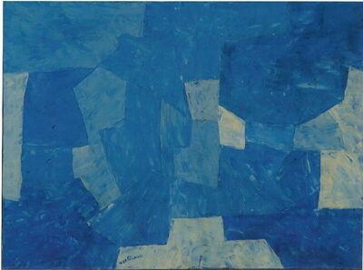 Serge Poliakoff, 'Bleu', 1958