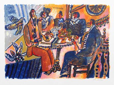 Theo Tobiasse, 'Le Ciel est Bleu (Hannouka)', 1999