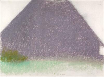 Wolf Kahn, 'Barn Pyramid'