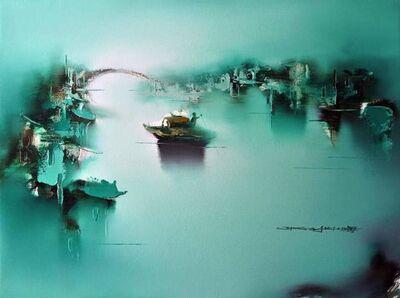 Gao Xiao Yun 高小云, 'Fog of The Morning 晨霭 ', 2107