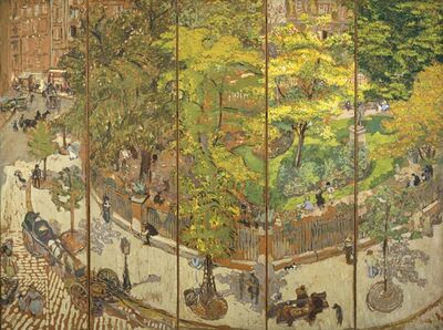 Édouard Vuillard, 'Place Vintimille', 1911