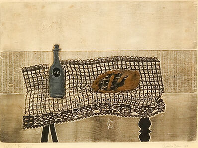 Antonio Berni, 'Pan y Vino', 1964