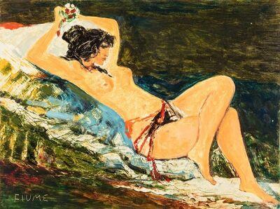 Salvatore Fiume, 'Model lying'
