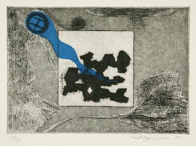 Meret Oppenheim, 'Windhose', 1975