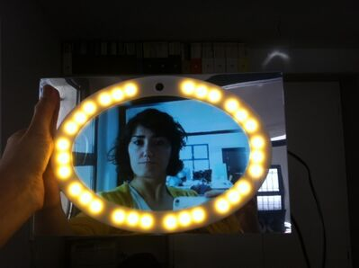 Anaisa Franco, 'Devenir, Interface of gender fluctuation', 2013