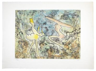 Roberto Matta, 'Viens Voir', 1965
